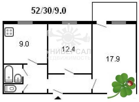 1 850 000 Руб., 2-я Садовая, 112, Купить квартиру в Саратове по недорогой цене, ID объекта - 322886214 - Фото 1