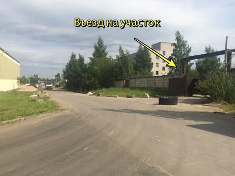 Участок 0,9 Га Пром. назначения ( Волхонское шоссе) - Фото 3