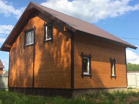 Новый дом, готовый к проживанию в СНТ вблизи деревни Панское. - Фото 4