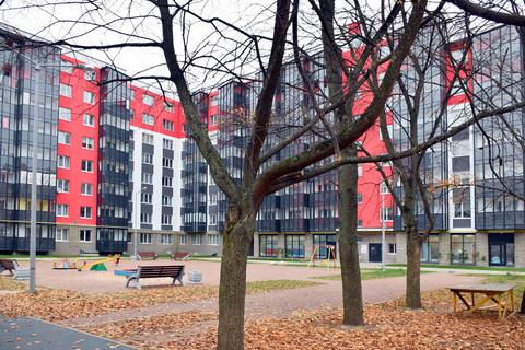 Продается 45-метровая однокомнатная квартира в Янино-1 - Фото 1