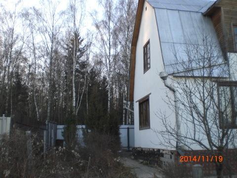 СНТ новая Москва, блочный дом, 30км, 6,5 сот, крайний к лесу, Варшавск - Фото 4