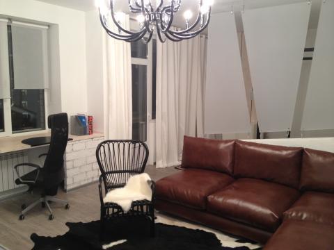 1 комнатная квартира-студия - Фото 2