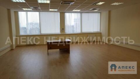 Аренда офиса 95 м2 м. Калужская в бизнес-центре класса А в Коньково - Фото 1