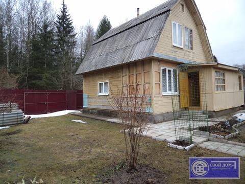 Дачный дом на участке 8 сот. Волоколамский р-н СНТ Машиностроитель - Фото 2