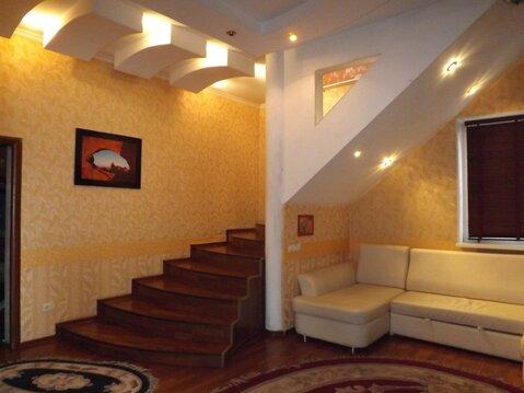Коттедж с банкетным залом, беседкой, мангалом, бассейном на улневского - Фото 1