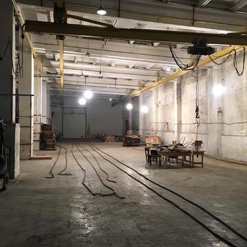 Сдается теплое складское помещение 5700 кв.м 30 км от МКАД Калужское ш - Фото 2
