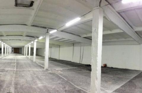 Аренда тёплого склада 1600м2 в Колпино - Фото 1