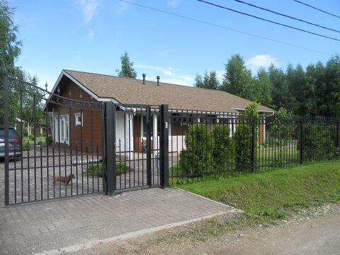 Вырица: финский дом из клееного бруса 163 кв.м на уч. 24 сот. для ИЖС - Фото 4