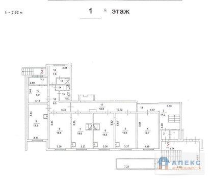 Аренда помещения свободного назначения (псн) пл. 192 м2 под медцентр, . - Фото 3