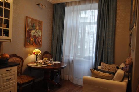 Продается отличная двухкомнатная квартира с дизайнерским ремонтом - Фото 4