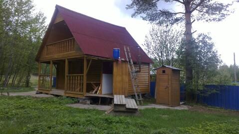 Дачный дом-баня в окружении леса. - Фото 3