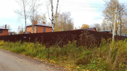 Продается земельный участок в городе Пушкино - Фото 1