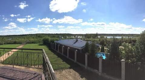 Дом 450 м на уч-ке 30 с, со своим выходом на озеро - Фото 5