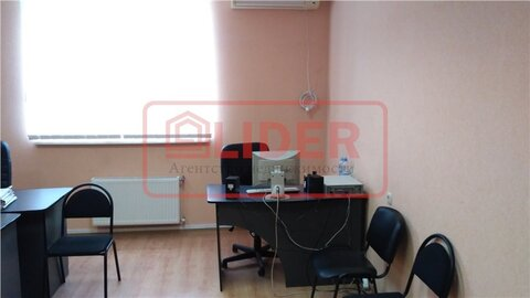 Юмашева Меблированный 2-х кабинетный Офис - Фото 1