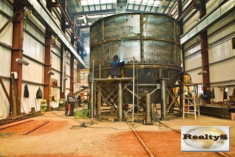 Аренда производственно-складской базы 2000м2, трасса а-107, - Фото 5