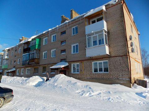 Трехкомнатная квартира на Волге в г. Плес Ивановской области - Фото 1