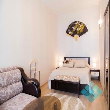 1-комнатная посуточно в новом доме с угловой ванной на Белинского, 15 - Фото 1