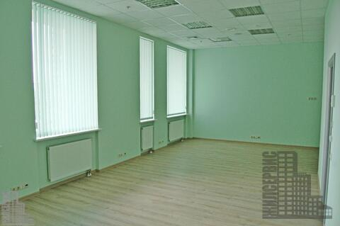 Офис с отделкой в БЦ, площадь 548,9 кв.м - Фото 3
