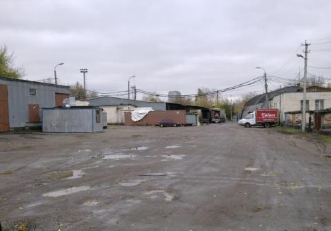 Продажа участка 1,5 га. со строениями 6200 кв.м. г.Москва - Фото 1