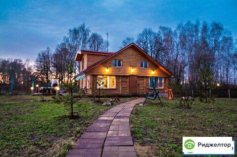 Аренда дома посуточно, Байдиково, Ступинский район - Фото 1