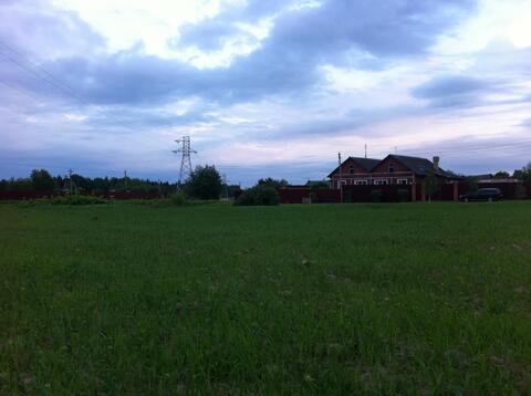 Продается большой участок в деревне Рождествено, Рузский р. - Фото 3