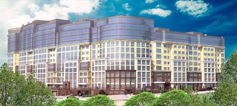 2-к. кв, центр города, элитный район, новый дом, инд.отопление - Фото 1