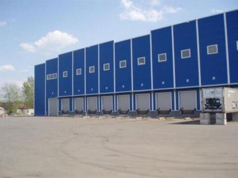 Сдам складское помещение 8440 кв.м, м. Бухарестская - Фото 2