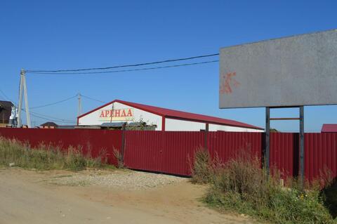 Мы предлагаем арендовать ангар под производство в Киржачском районе - Фото 2