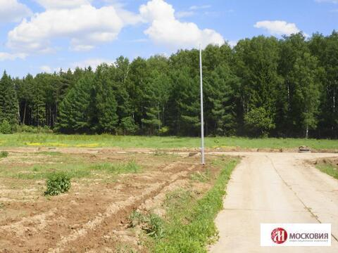 Участок 12 соток в коттеджном поселке, Киевское/Калужское шоссе - Фото 2