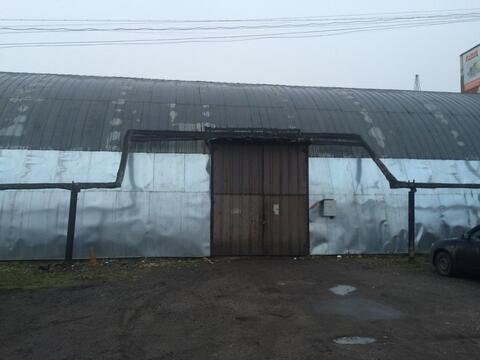 Склад-Ангар 459 м2 Кубинская ул. - Фото 1