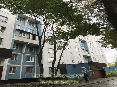 Однокомнатная Квартира Москва, улица Проходчиков, д.4, СВАО - . - Фото 1
