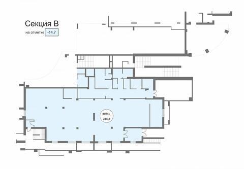 Торгово-офисное помещение от 335 кв.м.в Центре города - Фото 2