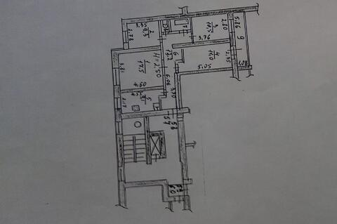 Продается отличная 4-ком. квартира в Истре - Фото 2