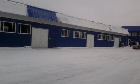 Производственное помещение на огороженной охраняемой территории - Фото 3