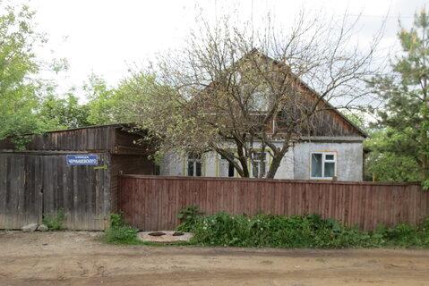Дом с Газом, Баня, Гараж, г. Струнино - Фото 1