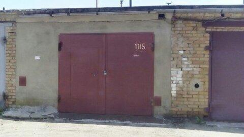 Продам гараж в Пензе 6x4 м