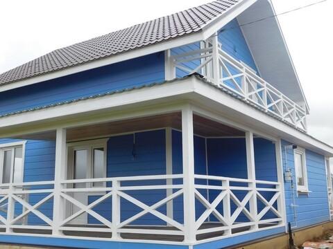 Дом в деревне Сатино с газом 10 соток Киевское Минское шоссе - Фото 1