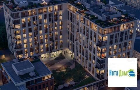 Продаётся 1-комнатная квартира по адресу Новослободская 24стр6 - Фото 1