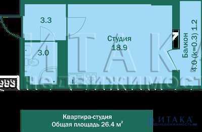Продажа квартиры, Шушары, м. Звездная, Ул. Пушкинская - Фото 4