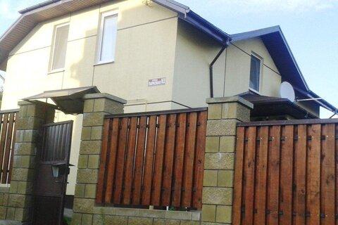 Современный дом с удобной планировкой ( Минск 1 км от МКАД) в Зацени - Фото 1