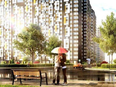 Однокомнатная квартира 42,2 кв.м, Москва, САО - Фото 3
