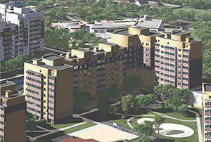 Двухкомнатная квартира в новом доме, до города 500 м, индив.отопление - Фото 4