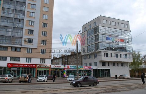 Аренда офиса, Уфа, Ул. Менделеева - Фото 1