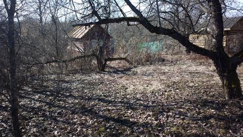 Дачный участок 7 соток, с маленьким домиком, в ртс, на берегу пруда - Фото 2