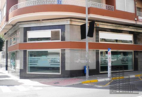 Коммерческая недвижимость 1100м в Аликанте, побережье Коста Бланка - Фото 1