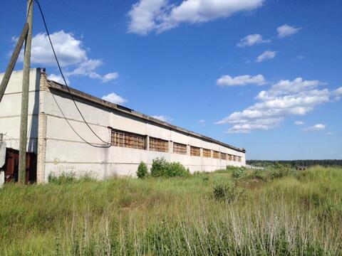 Производственный комплекс, Коммуникации, д. Федоровское - Фото 5
