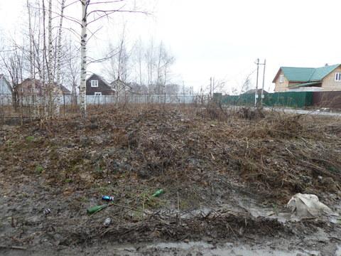 Участок Мытищинский р-он - Фото 1