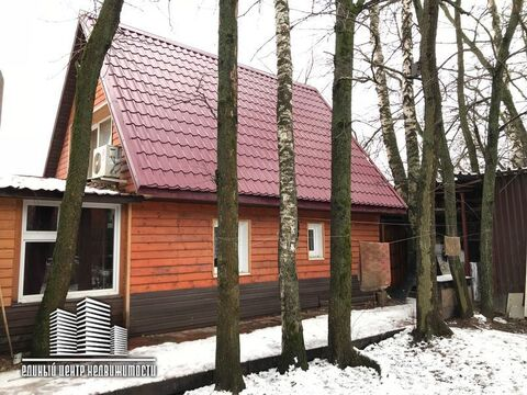 Дом 50 кв.м, д. Сухарево (Мытищинский район) - Фото 1