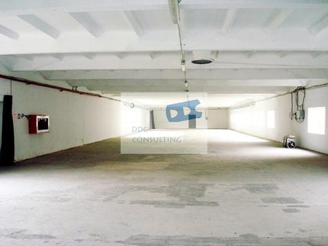 Неотапливаемый капитальный склад 848 кв.м. в Аксайском районе - Фото 3