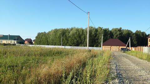 Участок в коттеджном поселке Луговое - Фото 4